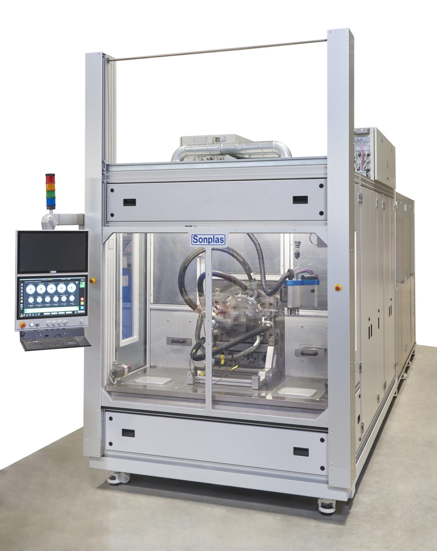 Prüfstand für Main Fuel Pumps main fuel pump test stand